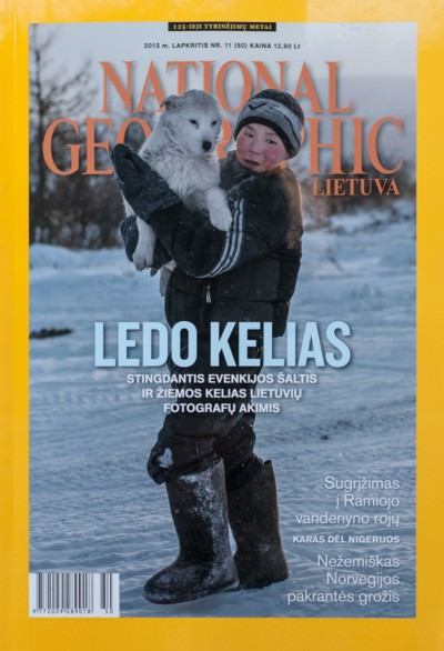 National Geographic – Baltic's