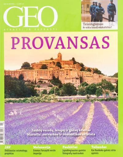 Geo Magazine