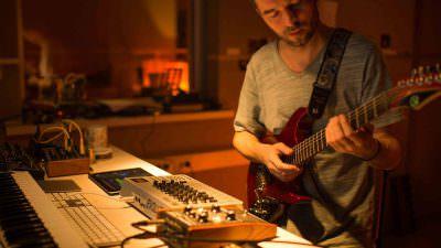 Paulius Kilbauskas - Rehearsal