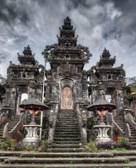 INDONESIA – BALI TEMPLES IN HDR