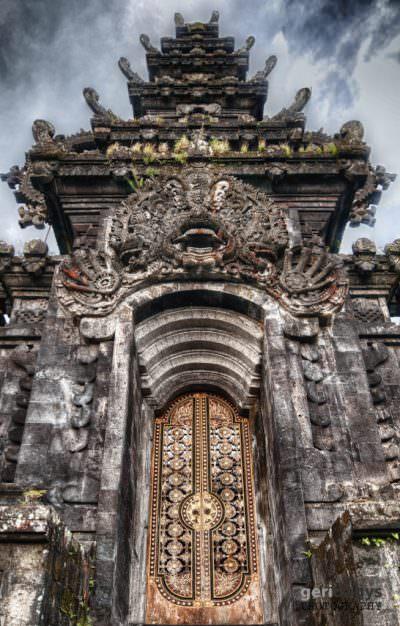 Besakih Temple.