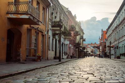 City of Kaunas