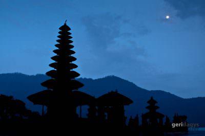Bedugul Temple.