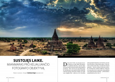 Look in to the World – Myanmar