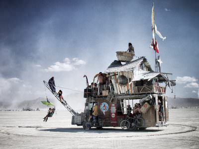 Burning Man Part I