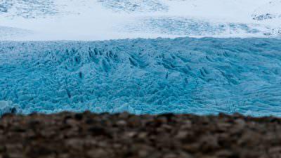Winter of Iceland