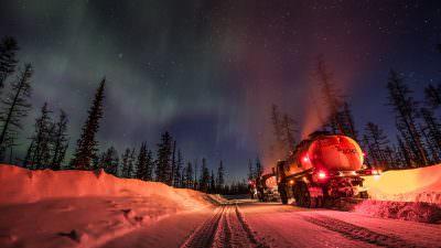 """""""Zimnik"""" The Ice Road"""